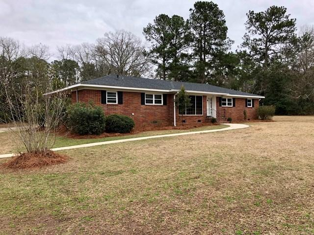 305 Thurmond, EDGEFIELD, SC 29824 (MLS #101537) :: Shannon Rollings Real Estate