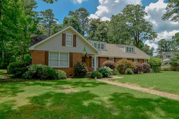 833 Magnolia Street Se, AIKEN, SC 29801 (MLS #101656) :: Shannon Rollings Real Estate