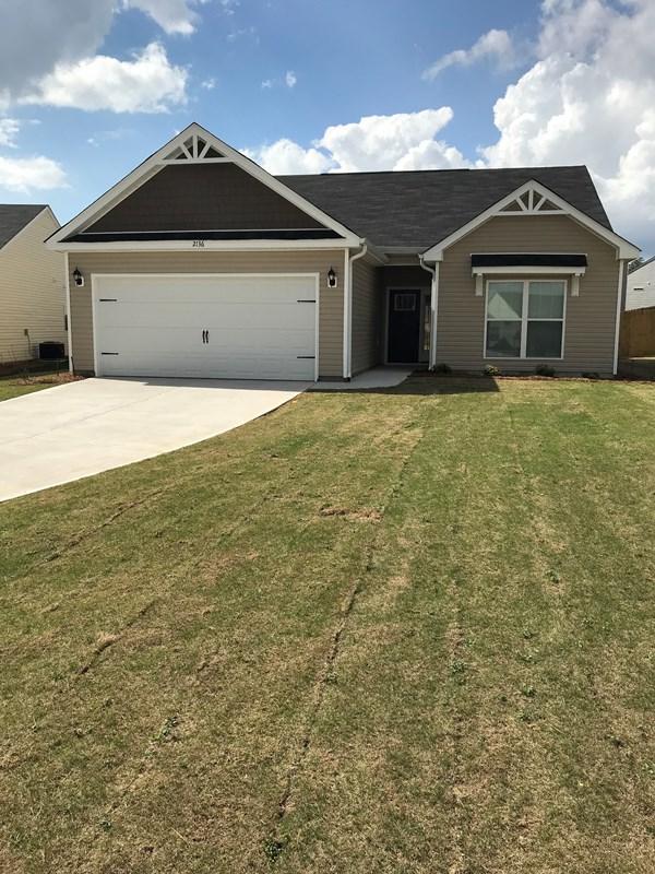 2136 Fern Crest Lane, GRANITEVILLE, SC 29829 (MLS #101705) :: Shannon Rollings Real Estate