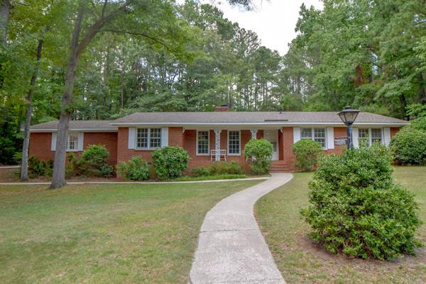 1221 Woodbine Rd, AIKEN, SC 29803 (MLS #103527) :: Shannon Rollings Real Estate