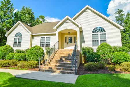 91 Sand Drive, WILLISTON, SC 29853 (MLS #103982) :: Greg Oldham Homes