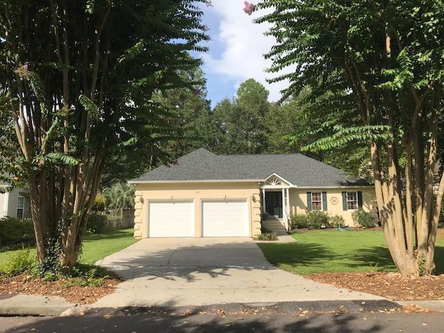 347 Woodbridge Drive, AIKEN, SC 29801 (MLS #104049) :: Meybohm Real Estate