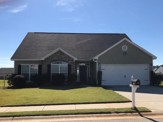 523 Fox Haven, AIKEN, SC 29803 (MLS #104877) :: Shannon Rollings Real Estate