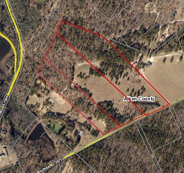 0 Old Tory Trail, AIKEN, SC 29801 (MLS #105139) :: Venus Morris Griffin | Meybohm Real Estate