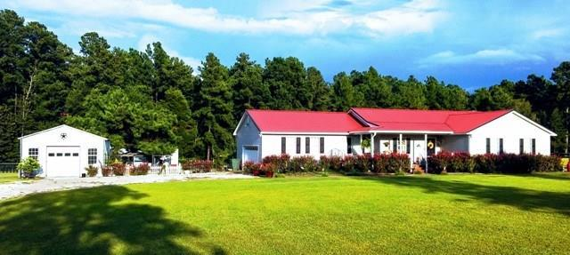 38 Old Mulberry Farm Trail, WAGENER, SC 29164 (MLS #106878) :: RE/MAX River Realty