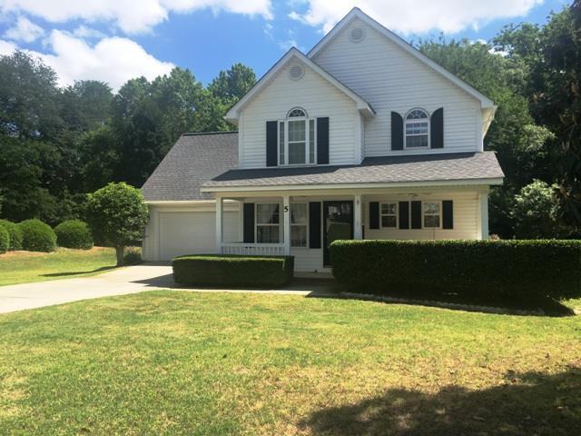 5 Granger Drive, AIKEN, SC 29803 (MLS #107099) :: Shannon Rollings Real Estate
