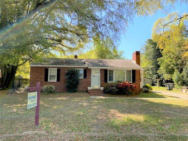 915 Dougherty Road, AIKEN, SC 29803 (MLS #107812) :: Tonda Booker Real Estate Sales