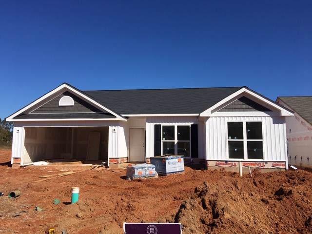 7048 Hanford Drive, AIKEN, SC 29803 (MLS #107921) :: Shannon Rollings Real Estate