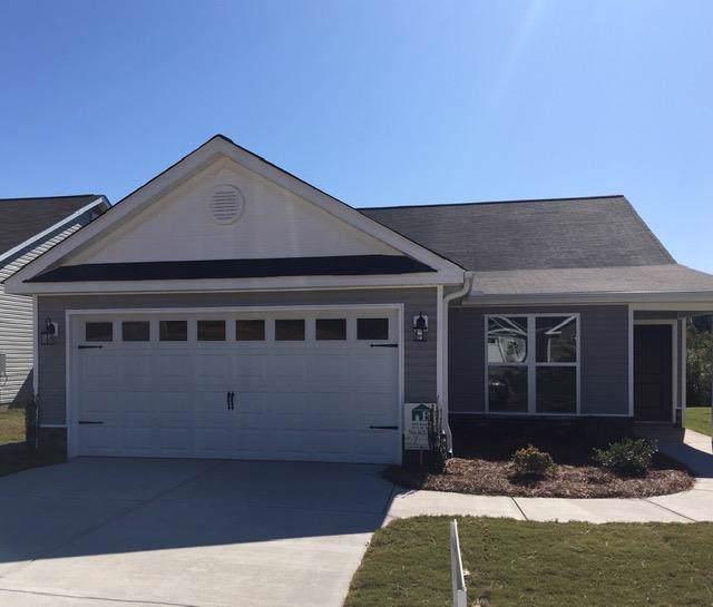 7154 Hanford Drive, AIKEN, SC 29803 (MLS #108342) :: Shannon Rollings Real Estate