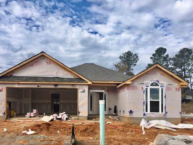 7111 Hanford Drive, AIKEN, SC 29803 (MLS #108344) :: Shannon Rollings Real Estate