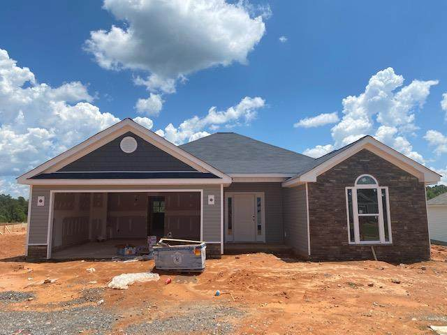 3116 Brailsford Drive, AIKEN, SC 29803 (MLS #111459) :: Shannon Rollings Real Estate
