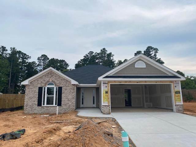 7041 Hanford Drive, AIKEN, SC 29803 (MLS #111460) :: Shannon Rollings Real Estate