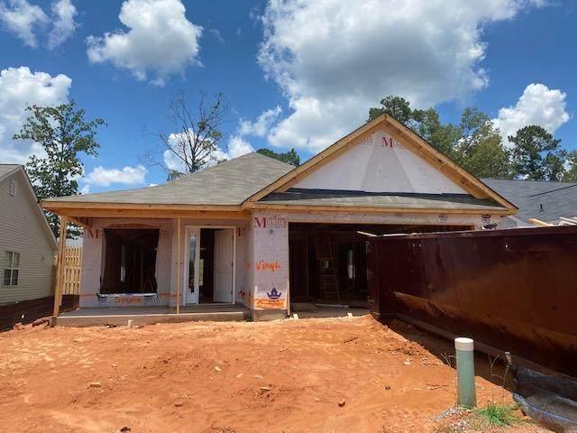 7147 Hanford Drive, AIKEN, SC 29803 (MLS #111462) :: Shannon Rollings Real Estate