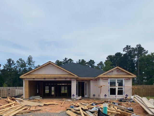 7033 Hanford Drive, AIKEN, SC 29803 (MLS #111808) :: Shannon Rollings Real Estate