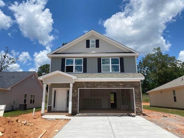7187 Hanford Drive, AIKEN, SC 29803 (MLS #111810) :: Shannon Rollings Real Estate