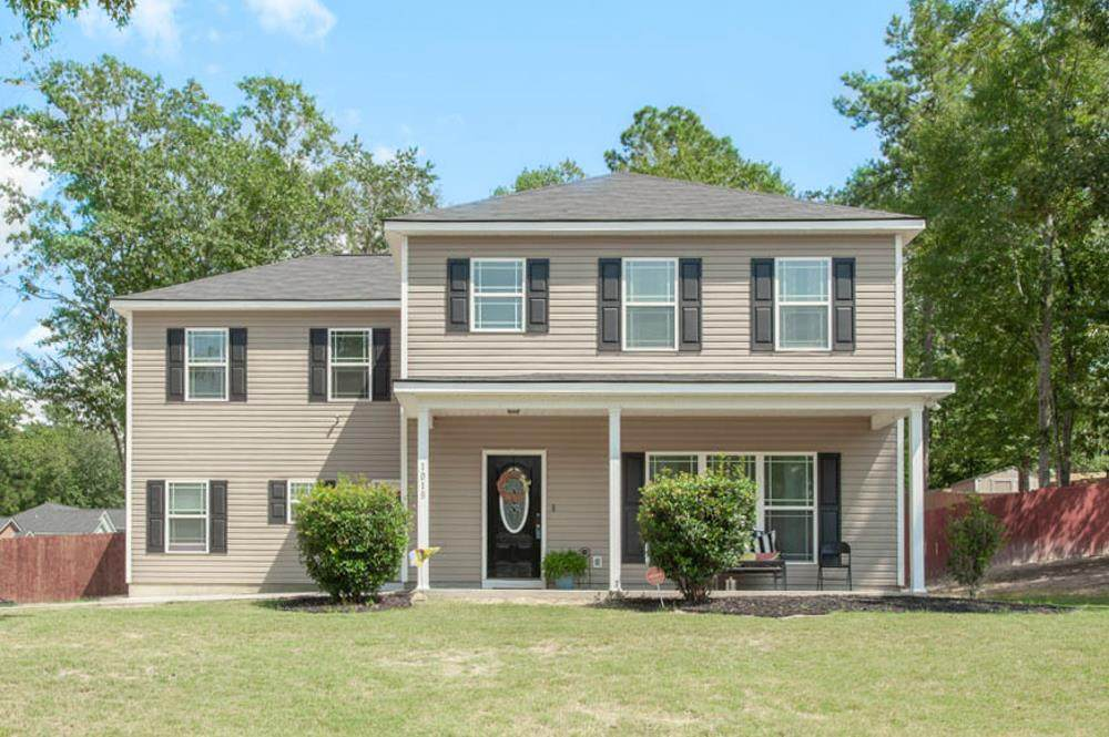 1018 Bubbling Springs Drive - Photo 1