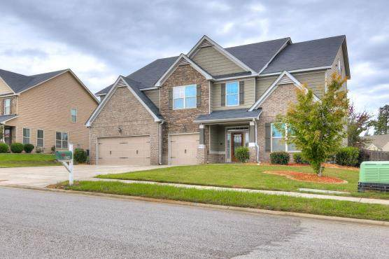 8514 Crenshaw Drive, GROVETOWN, GA 30813 (MLS #113778) :: Fabulous Aiken Homes