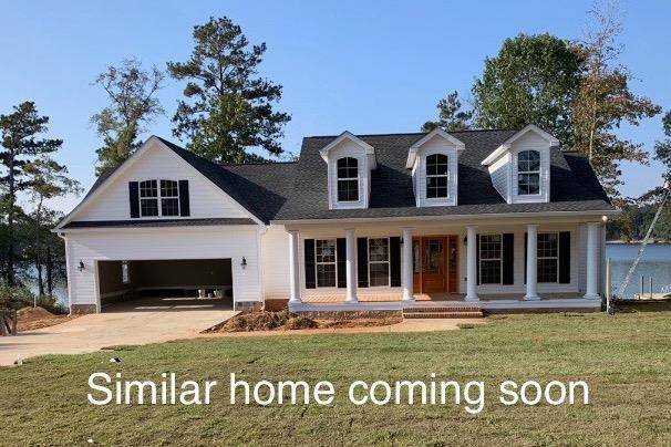 1148 Bacon Road, AIKEN, SC 29805 (MLS #114886) :: Tonda Booker Real Estate Sales