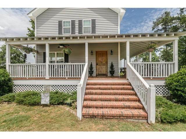 47 Thurmond Road, CLARKS HILL, SC 29821 (MLS #117326) :: Tonda Booker Real Estate Sales