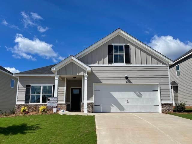 5353 Greyton Circle, NORTH AUGUSTA, SC 29860 (MLS #118950) :: For Sale By Joe | Meybohm Real Estate