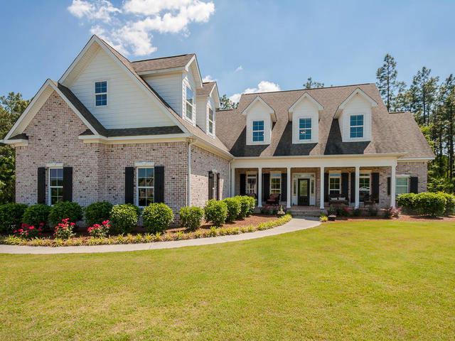 7095 Hidden Field Ct, AIKEN, SC 29803 (MLS #92748) :: Shannon Rollings Real Estate