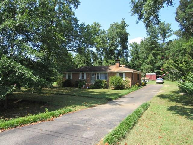 196 Augusta Road, WARRENVILLE, SC 29851 (MLS #95017) :: Shannon Rollings Real Estate