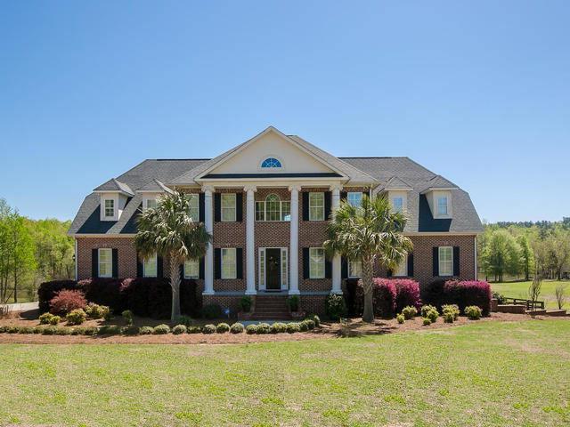 5334 Farmstead Dr, AIKEN, SC 29803 (MLS #95275) :: Venus Morris Griffin | Meybohm Real Estate