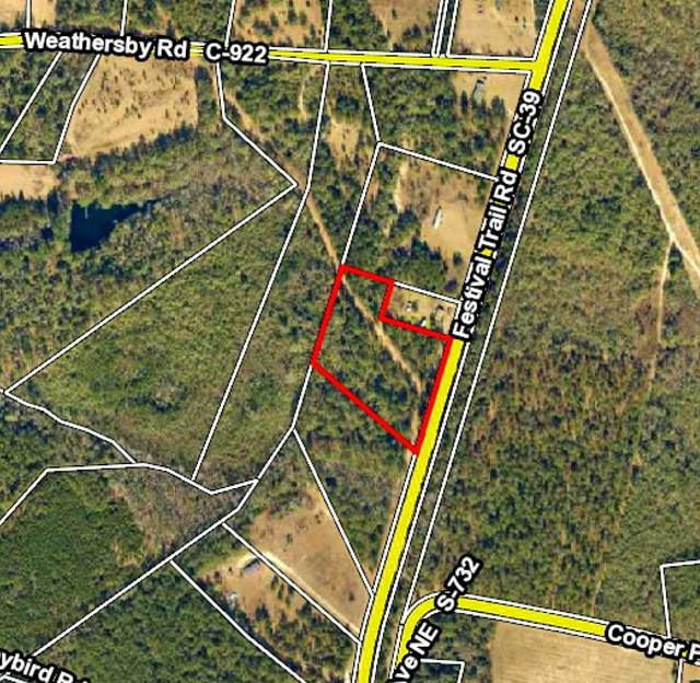 0 Festival Trail Road, SALLEY, SC 29137 (MLS #99158) :: Shannon Rollings Real Estate