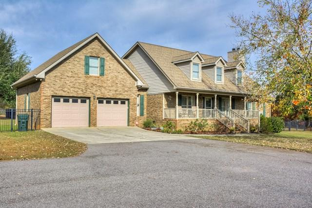 2105 Wesson Drive, AIKEN, SC 29803 (MLS #100731) :: Shannon Rollings Real Estate
