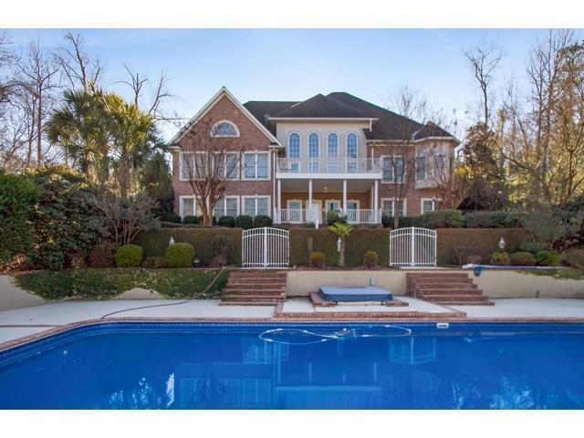 389 Woodlake Dr, AIKEN, SC 29803 (MLS #101302) :: Shannon Rollings Real Estate