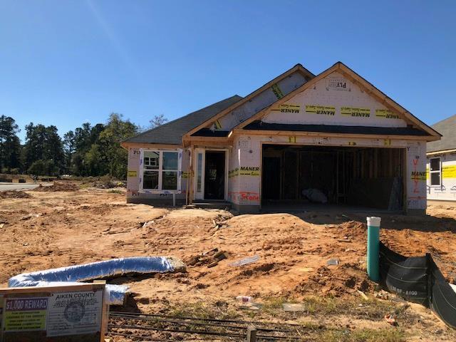 431 Lybrand Street, AIKEN, SC 29803 (MLS #103802) :: Shannon Rollings Real Estate