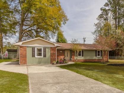 132 Heather Way, AIKEN, SC 29803 (MLS #106716) :: Fabulous Aiken Homes & Lake Murray Premier Properties