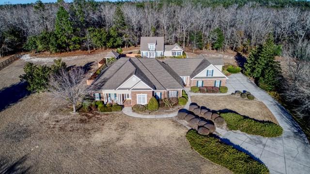 631 Oak Meadow Lane, AIKEN, SC 29803 (MLS #85043) :: Shannon Rollings Real Estate