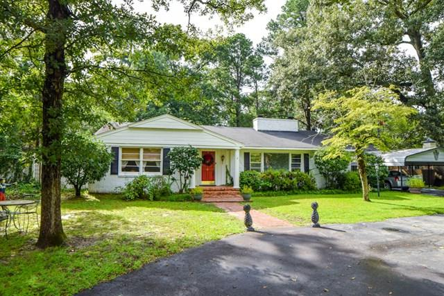 927 Two Notch Rd, AIKEN, SC 29803 (MLS #95609) :: Shannon Rollings Real Estate