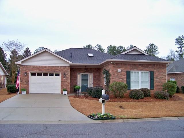447 Landing Dr, AIKEN, SC 29801 (MLS #101531) :: Shannon Rollings Real Estate