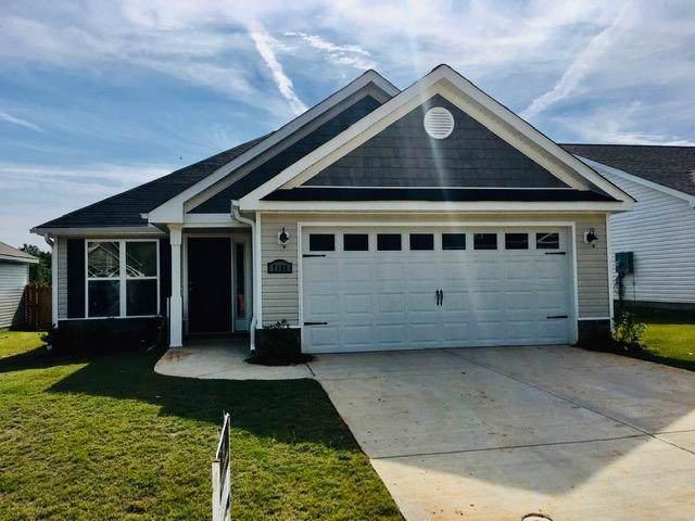 7188 Hanford Drive, AIKEN, SC 29803 (MLS #107537) :: Shannon Rollings Real Estate