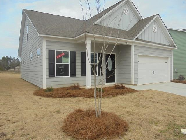 160 Kirkwood Drive, AIKEN, SC 29803 (MLS #99923) :: Shannon Rollings Real Estate