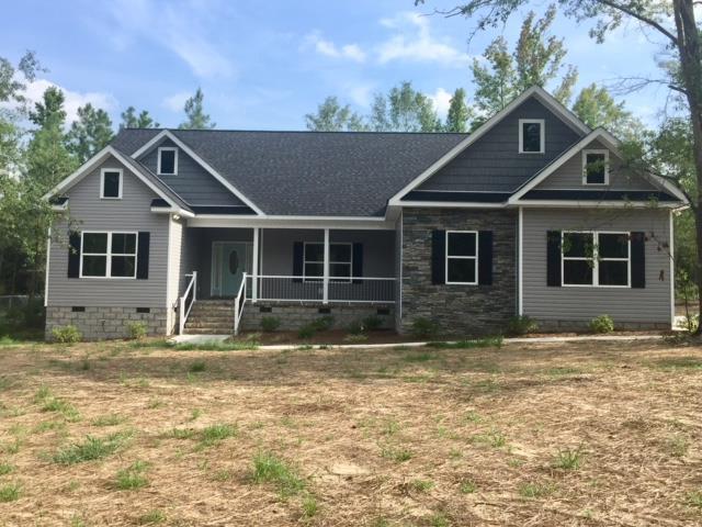 117 Chalk Bed Road, GRANITEVILLE, SC 29829 (MLS #101346) :: Shannon Rollings Real Estate