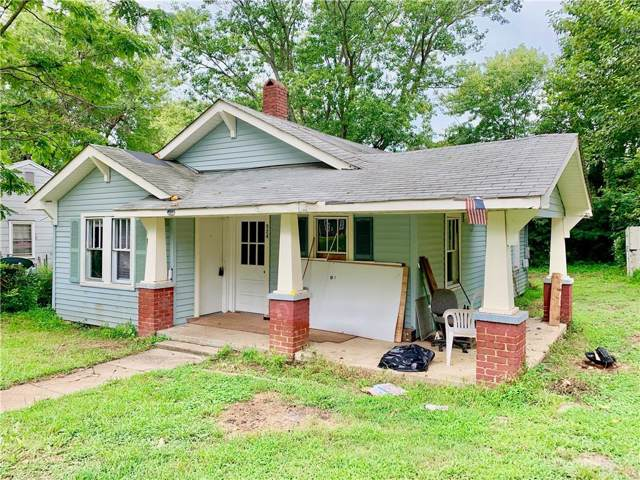 524 Amos Street, High Point, NC 27260 (MLS #105190) :: Nanette & Co.