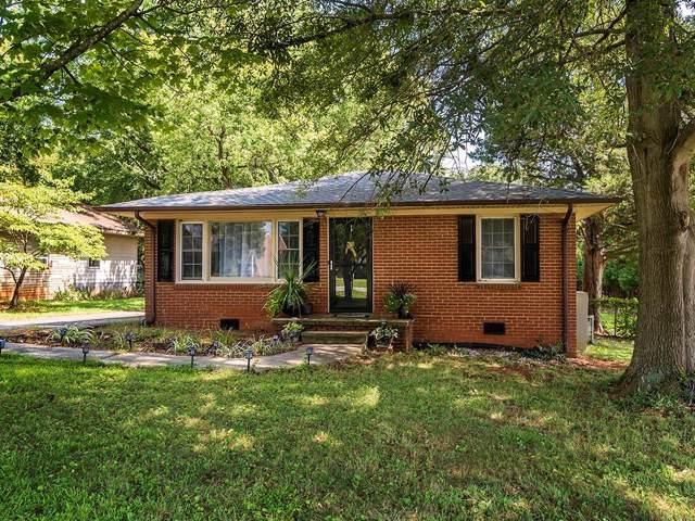916 Trail Eight, Burlington, NC 27215 (MLS #105192) :: The J. Lucas Home Team