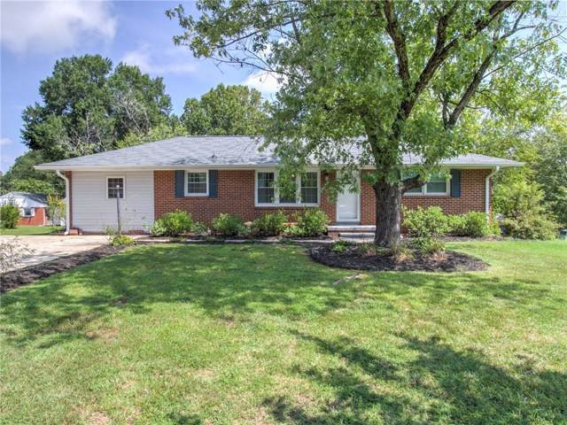716 Orchard Drive, Graham, NC 27253 (MLS #105249) :: The J. Lucas Home Team