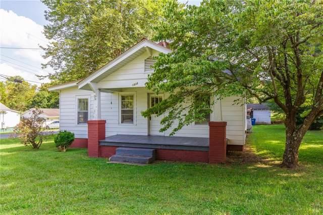 1828 Alamance Church Road, Greensboro, NC 27406 (MLS #105254) :: The J. Lucas Home Team