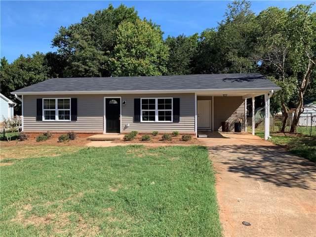 213 Oak Street, Gibsonville, NC 27249 (MLS #105317) :: Nanette & Co.