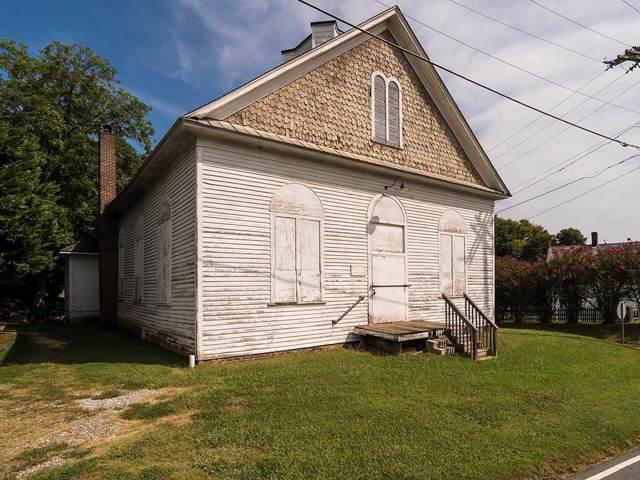 401 W Main Street, Haw River, NC 27258 (MLS #105348) :: Nanette & Co.