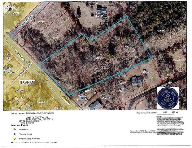 1018 E Harden Street, Graham, NC 27253 (MLS #105407) :: Nanette & Co.