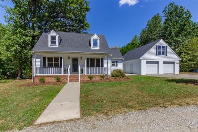 2146A Stoney Creek Church Road, Burlington, NC 27217 (MLS #105444) :: Elevation Realty
