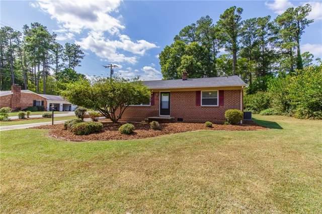 413 Jones Street, Graham, NC 27253 (MLS #105459) :: Nanette & Co.