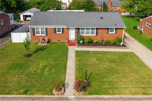 1012 Sherwood Drive, Burlington, NC 27215 (MLS #105460) :: Elevation Realty