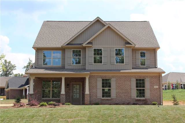 785 Ashley Woods Drive Lot 91, Elon, NC 27244 (MLS #105469) :: Nanette & Co.