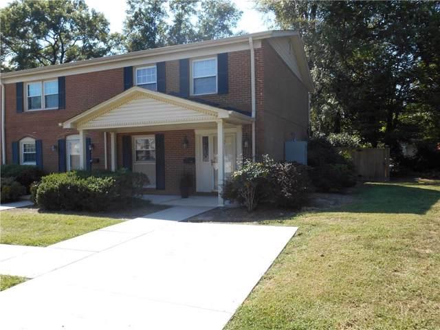 605 Isley Place D, Burlington, NC 27215 (MLS #105471) :: Nanette & Co.
